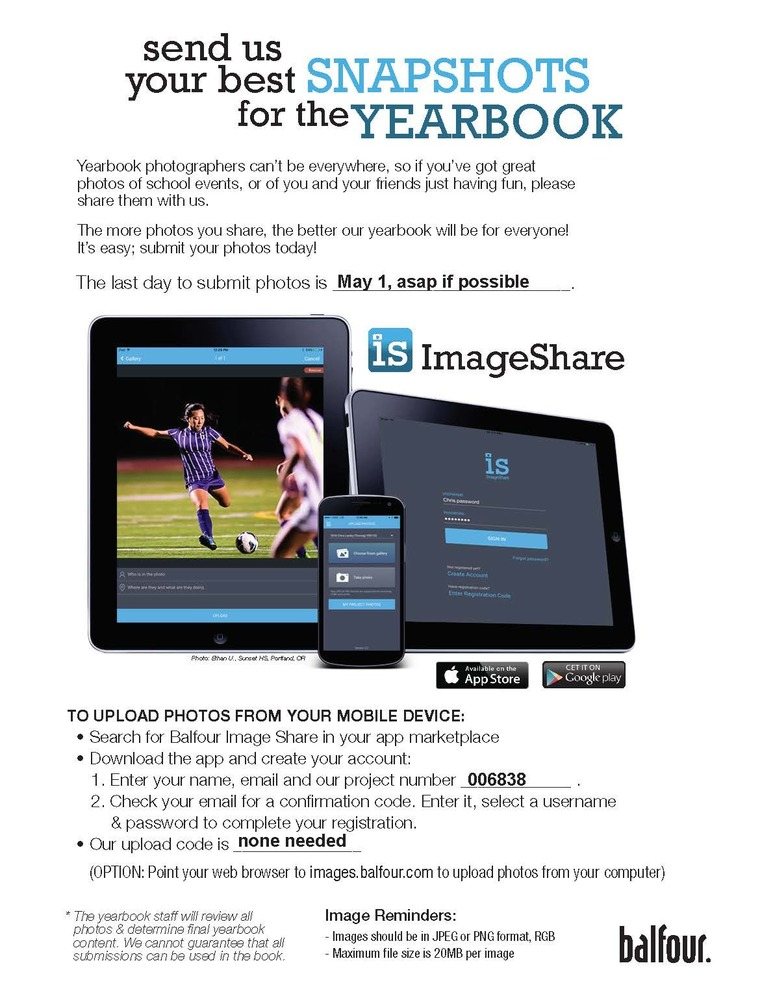 Image Sharing-Yearbook