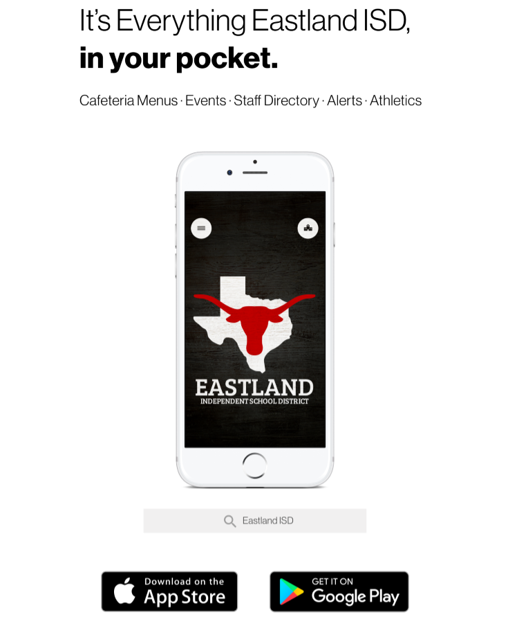 New App for Eastland ISD