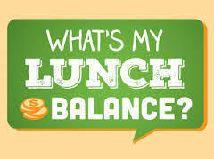 What's My Lunch Balance?