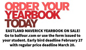 Maverick Yearbook for Sale