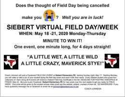 Siebert Virtual Field Day/Week